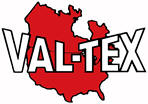 Val-Tex manufactures and distributes industrial sealants and lubricants